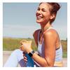 Εικόνα της Smartwatch FitBit Versa 3 Midnight/Soft Gold Aluminum FB511GLNV