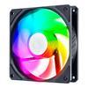 Εικόνα της Case Fan Cooler Master SickleFlow 120mm ARGB Reverse Edition Black MFX-B2DR-18NPA-R1