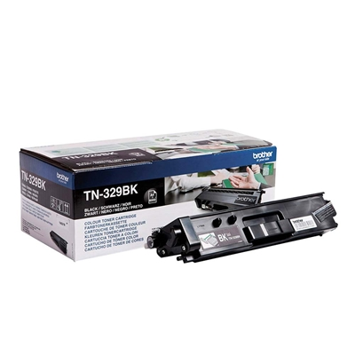 Εικόνα της Toner Brother Black HC 6K TN-329BK