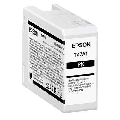 Εικόνα της Μελάνι Ultrachrome Pro 10 Epson T47A1 Black C13T47A100