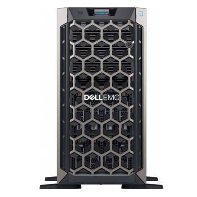 Εικόνα της Server Dell PowerEdge T340 Intel Xeon E-2224(3.40GHz) 16GB 600GB SAS PERC H330 PET340CEEM02_600G_1PSU