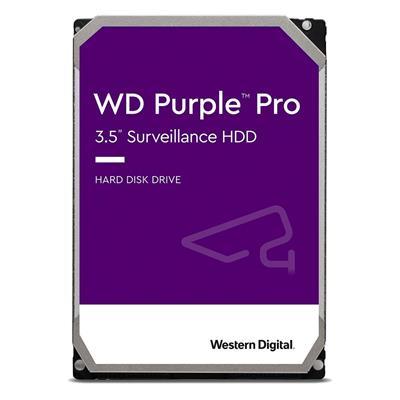 Εικόνα της Εσωτερικός Σκληρός Δίσκος Western Digital Purple Pro Surveillance 14TB 3.5'' Sata III 512MB WD141PURP